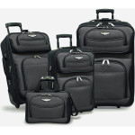 Get the right luggage set for your travel needs