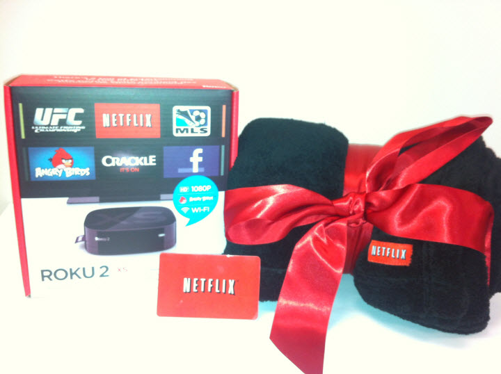 Win a Netflix Prize Pack ARV $200 {Canada}