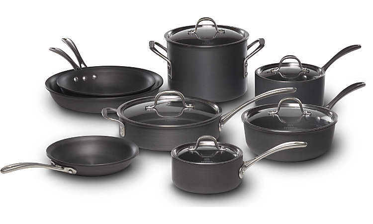 Win a set of Calphalon Cookware ARV $430 {Can/USA}