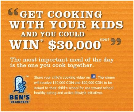 uncle bens contest