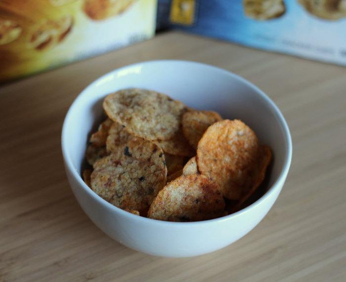 Breton Popped! is the First Supergrain Cracker Chip