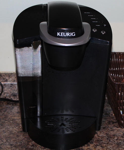 Keurig Keeps Me Caffeinated All Day Long