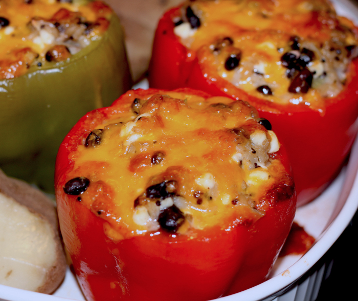 Side Dish Recipe: Stuffed Peppers