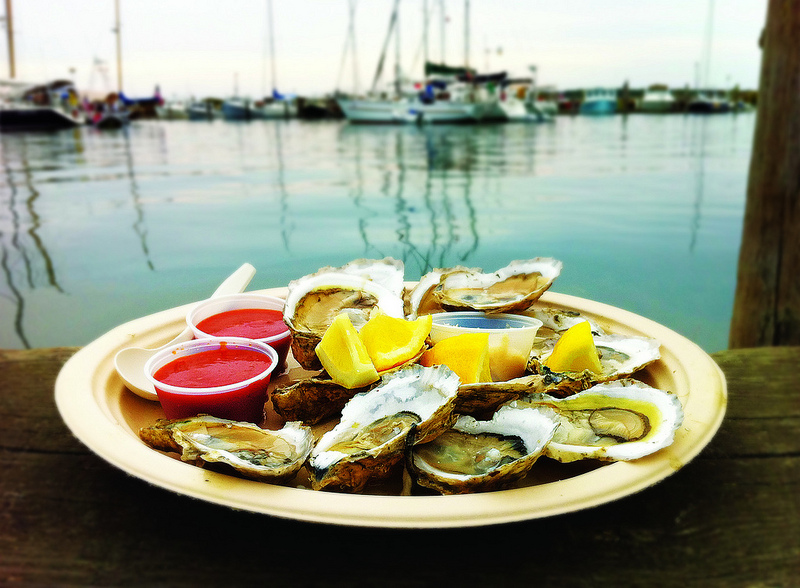 Farmer's Markets & Waterfront Dining in Massachusetts #XploreMass