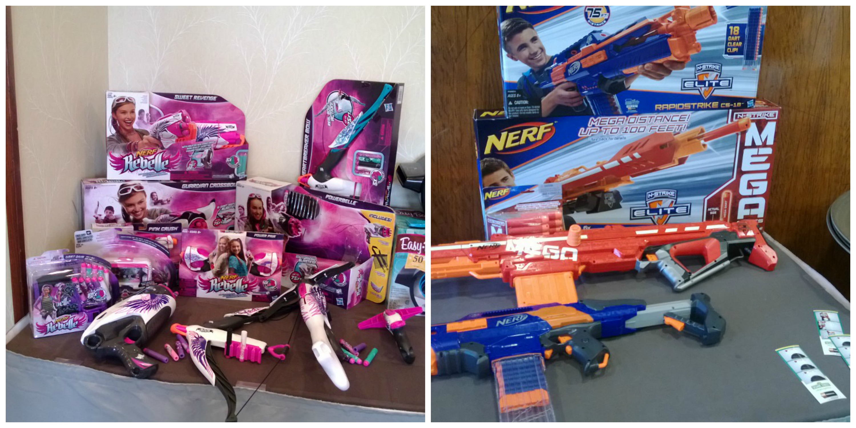 Nerf Boys Toys For Girls : Hasbro holiday preview kidsumers