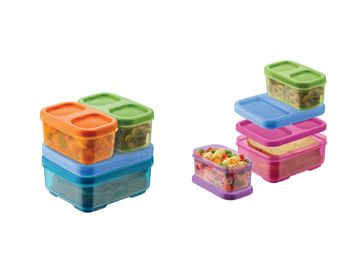 Win a set of Rubbermaid LunchBlox Containers {Canada}