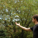Wordless Wednesday: Bubbles