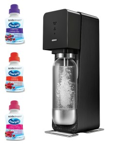 sodastream collage