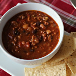 Make Ahead Recipe: Freezer Bag Chili