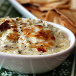 Appetizer Recipe: Bacon Artichoke Dip