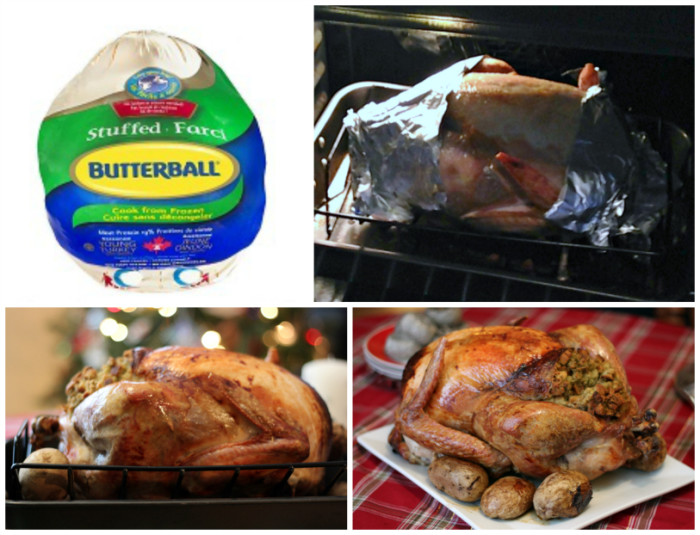 butterball stuffed frozen