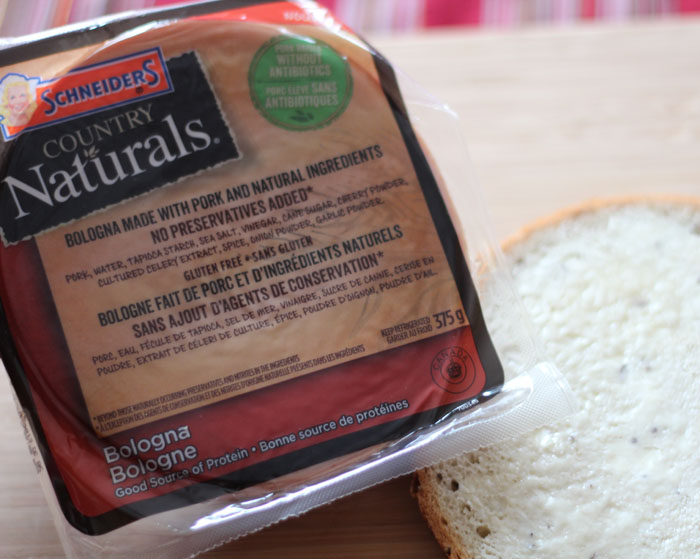 Schneiders Country Naturals Bologna: Natural and Delicious