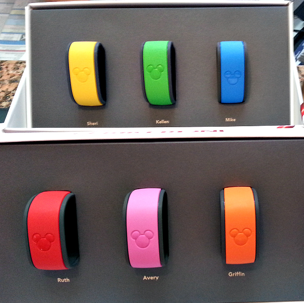 magic bands