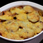 Side Dish Recipe: Bacon & Cheese Scalloped Potatoes
