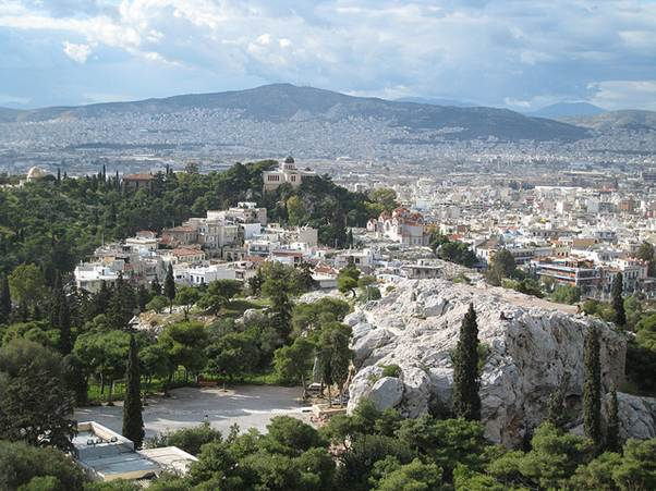 When History comes to Life: Checking out Athens with the Kids