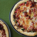 Dinner Recipe: Homemade Deep Dish Pizza