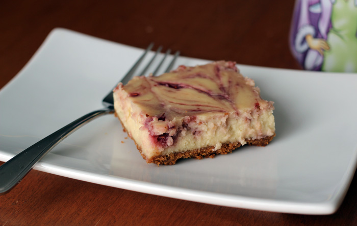 Raspberry Cheesecake Recipe is perfect for Valentine's Day