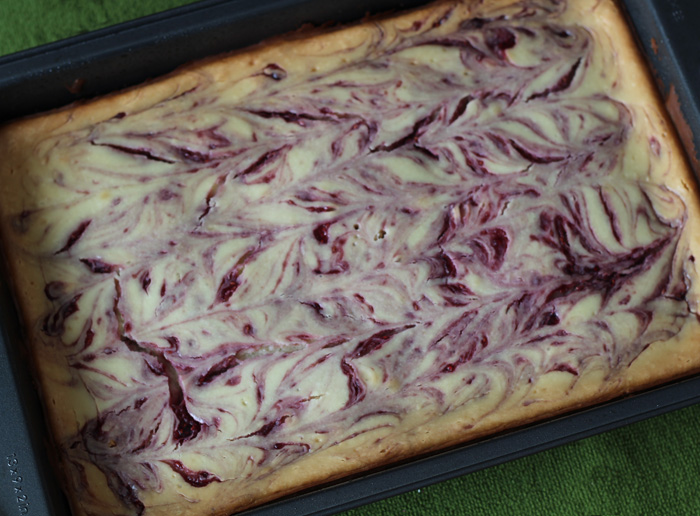 cooked cheesecake