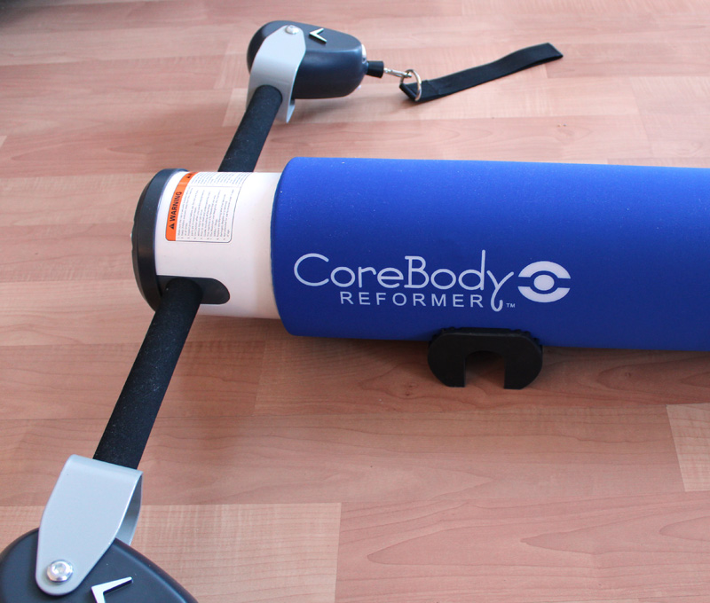 Get Fit at Home with the CoreBody Reformer