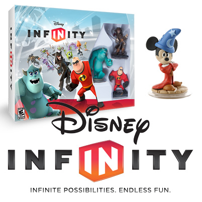 Win a Disney Infinity Starter Pack & Mickey {Canada}