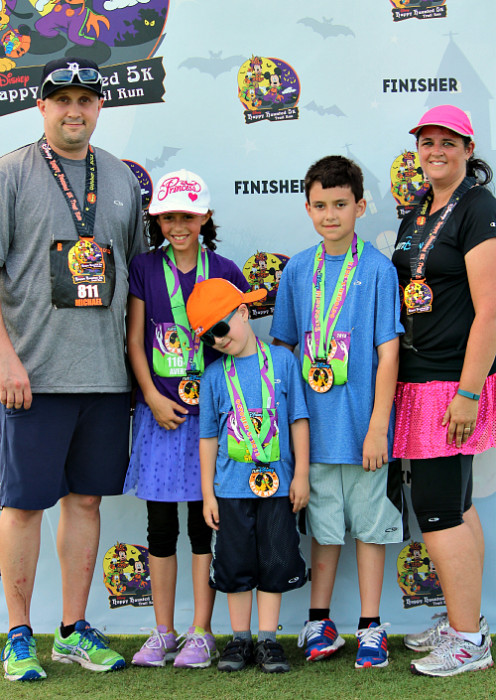 finisher family