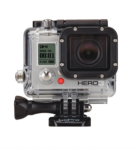Win a GoPro HERO3+ Silver Edition