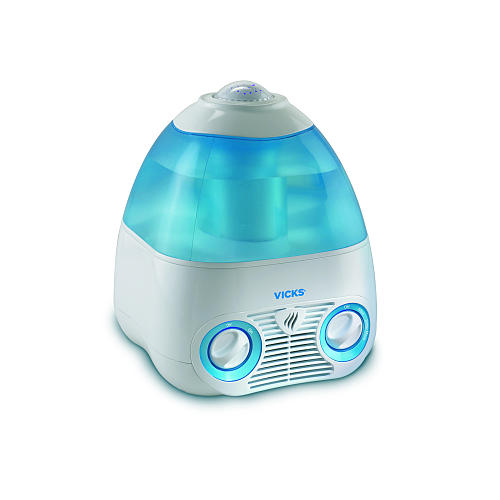 Win a Starry Night Humidifier & ThermoScan Thermometer {Canada}