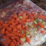 Slow Cooker Recipe: Freezer Bag Chicken Noodle Soup