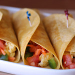 Tortilla Recipe: Breakfast Burritos