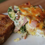 Brunch Recipe: Egg & Ham Casserole