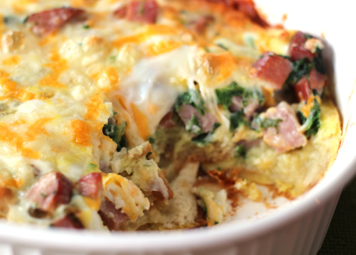 villaggio breakfast casserole