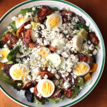Lunch Recipe: Homemade Cobb Salad