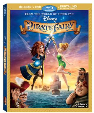 Win a copy of The Pirate Fairy {Canada}