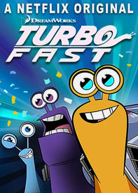 Win a Netflix Turbo Fast Prize Pack {Canada}