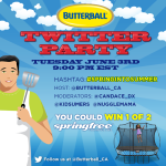 Join the #SpringintoSummer Twitter Party June 3rd 9pm EST