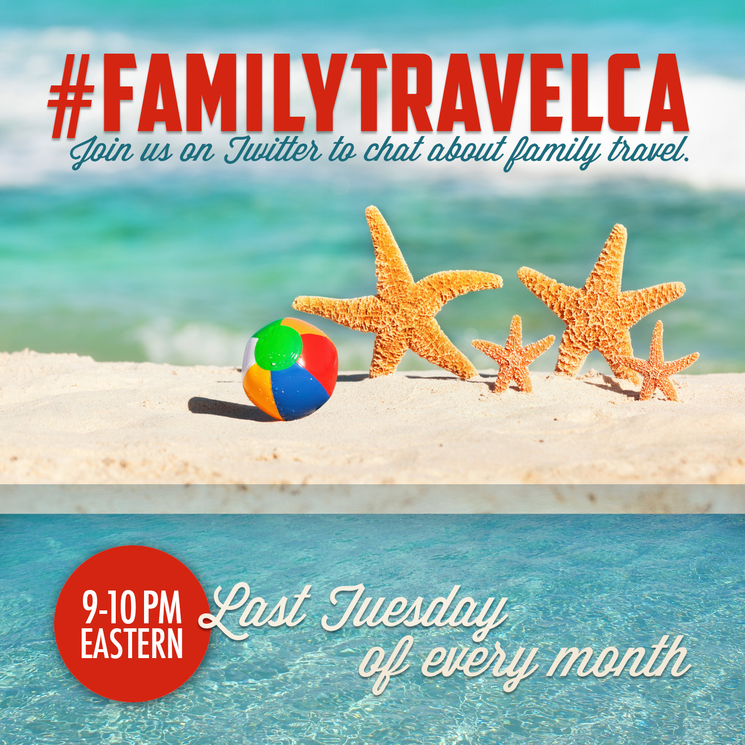 Let's Talk About Vacation Photograpy at the #FamilyTravelCA Chat!