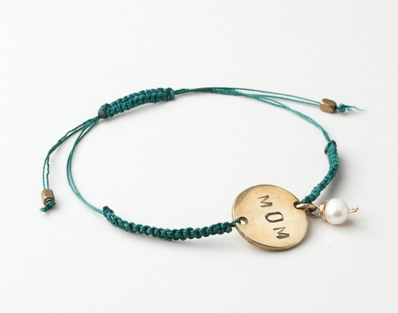 Pay Tribute to Moms Around the World with a Neno Mom Bracelet