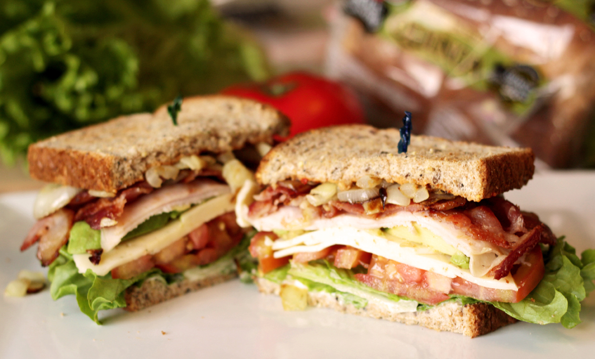 Dinner Recipe: Turkey Club Deluxe