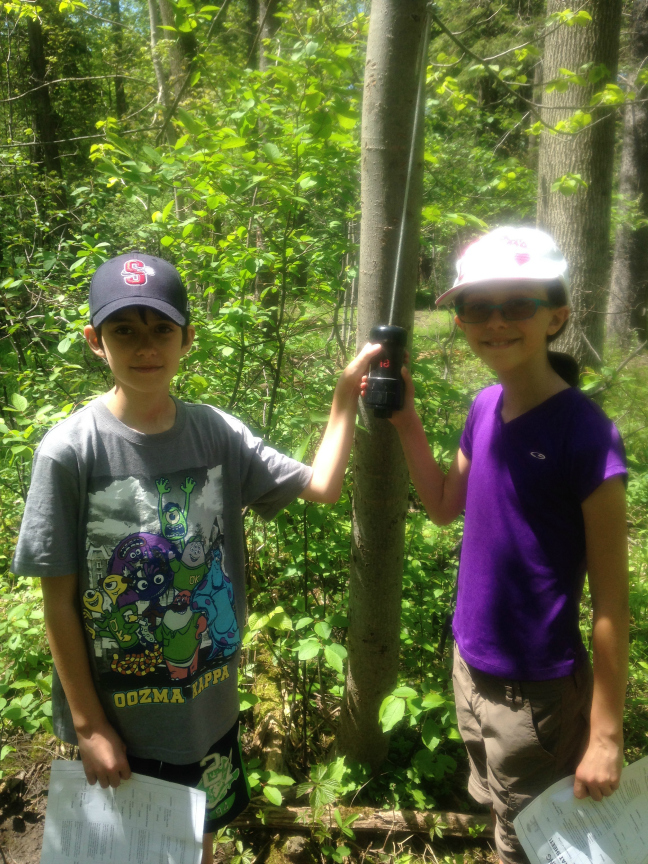Geocaching is Free Family Fun