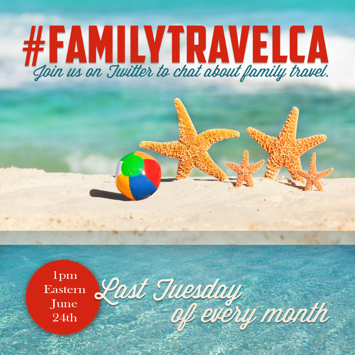 Join the #FamilyTravelCA June 24th 1pm to win a stay at The Four Seasons Toronto