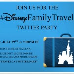 The Happiest Party on Twitter: #DisneyFamilyTravel
