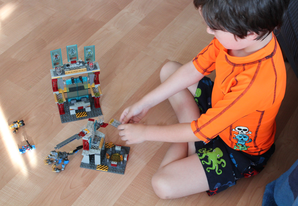 Win a KRE-O Transformers Set {Canada} #BuildKREO