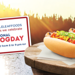 Join the #HotDogDay Twitter Party Tuesday July 22 8pm ET