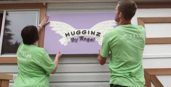 Angel's Wish Comes True #GiveWhereWeLive