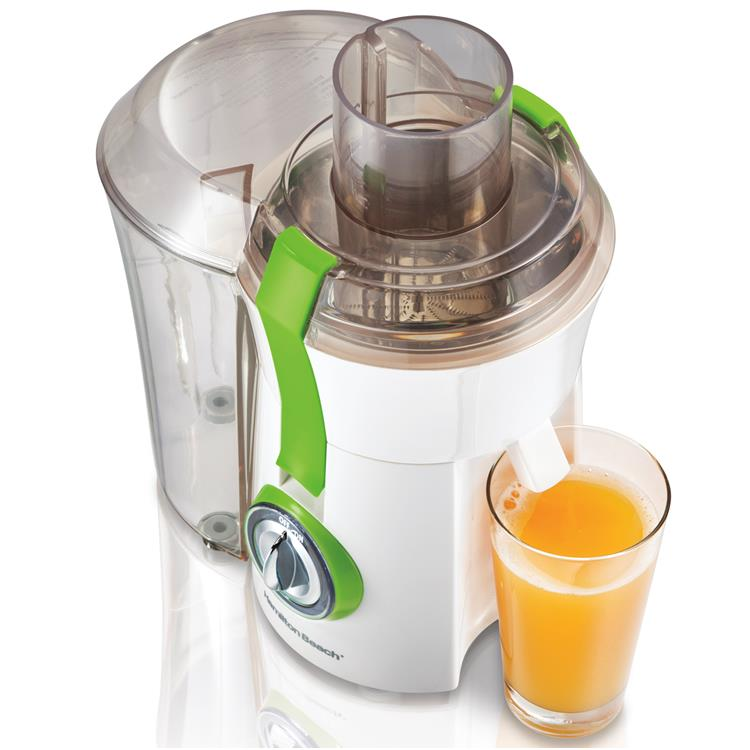 Win a Hamilton Beach Big Mouth Juice Extractor #HBSocialKitchen