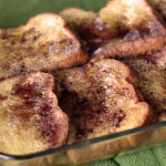 Overnight French Toast Casserole for the holidays