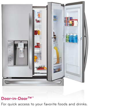 Keep Your Food Fresh Longer  #lgdoorindoor