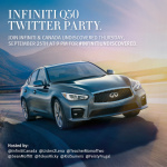 Join the #InfinitiUndiscovered Twitter Party Sept. 25th at 9pm EDT