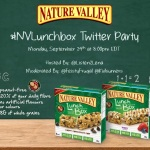 Join the #NVLunchbox Twitter Party Sept. 29 at 8pm EDT