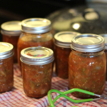 Canning Recipe: Mild Salsa